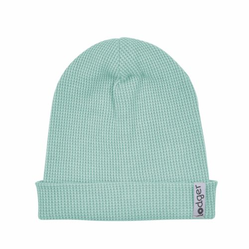 Lodger Beanie Ciumbelle bērnu cepurīte, Silt green, 12-24 mēn.