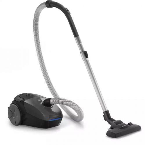 PHILIPS PowerGo putekļsūcējs, melns/pelēks