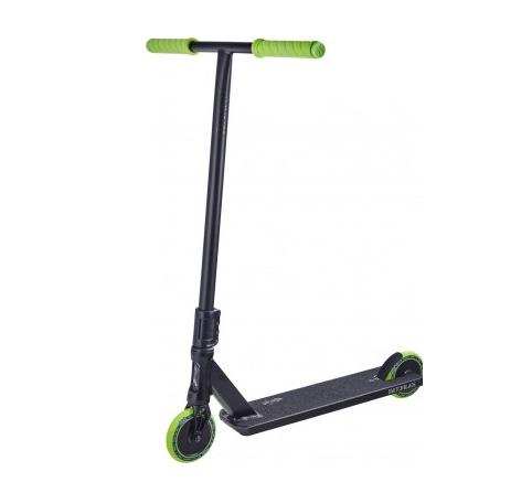 Triku skrejritenis North Switchblade 2020 Pro Scooter melns – zaļš