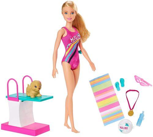 Barbie® peldētāja