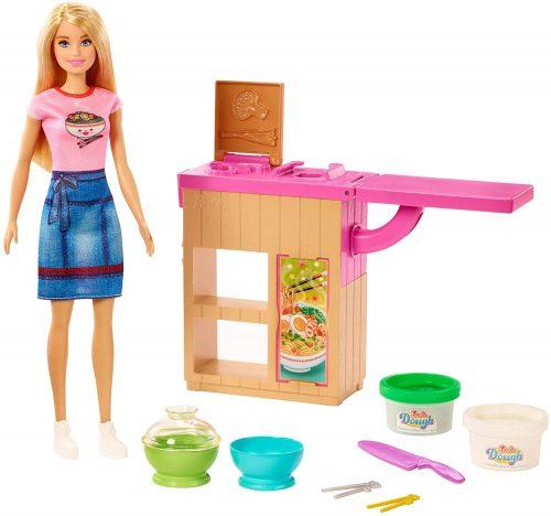 Barbie® nūdeļu pavāres komplekts