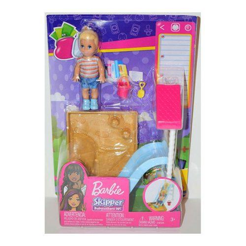 Barbie® bērnu pieskatīšanas papildus komplekti