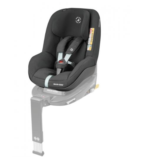 Maxi-Cosi PEARL PRO i-Size bērnu autosēdeklītis, scribble black (6mēneši-4gadi)