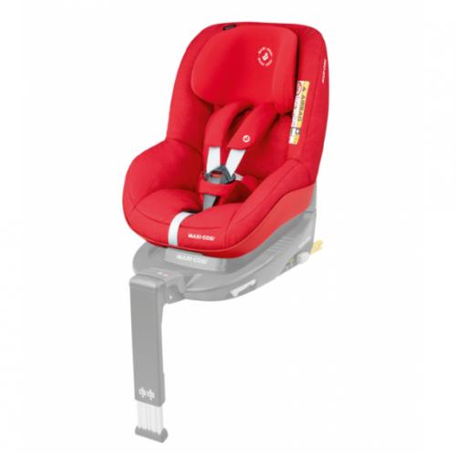 Maxi-Cosi PEARL PRO i-Size bērnu autosēdeklītis, nomad red (6mēneši-4gadi)