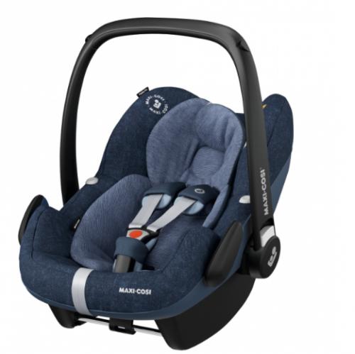 Maxi-Cosi PEBBLE PRO i-Size bērnu autosēdeklītis, nomad blue (0-12mēneši)