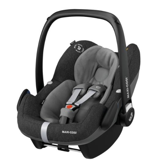 Maxi-Cosi PEBBLE PRO i-Size bērnu autosēdeklītis, sparkling grey  (0-12mēneši)