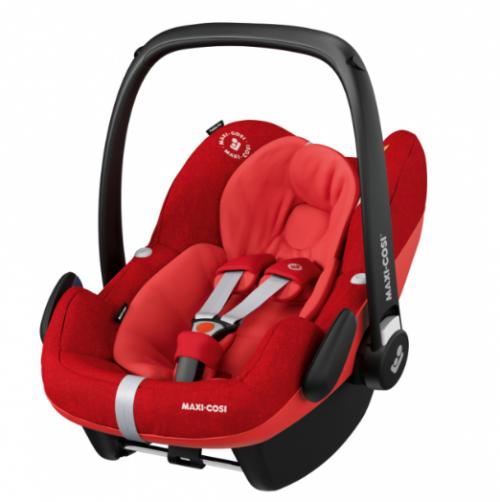 Maxi-Cosi PEBBLE PRO i-Size bērnu autosēdeklītis, nomad red (0-12mēneši)