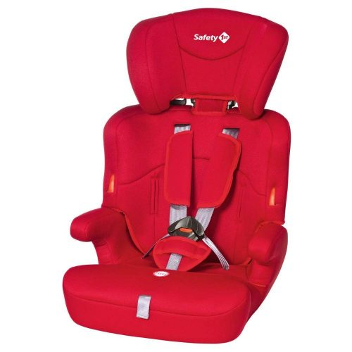 Safety 1St EVER SAFE bērnu autosēdeklītis, full red (9-36kg)
