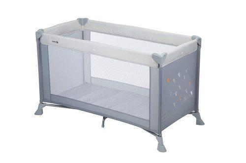Safety 1st ceļojumu gultiņa SOFT DREAMS, warm grey