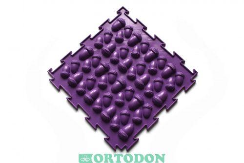 Ortopēdiskā puzle Acorns (Stiff) 8 gab