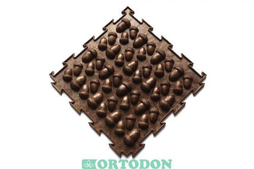 Ortopēdiskā puzle Eco-Acorns x8