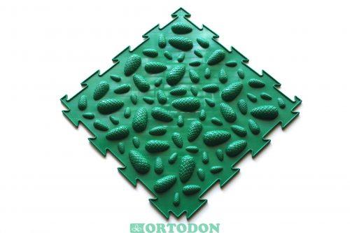 Ortopēdiskā puzle Pinecones (Soft) 8 gab