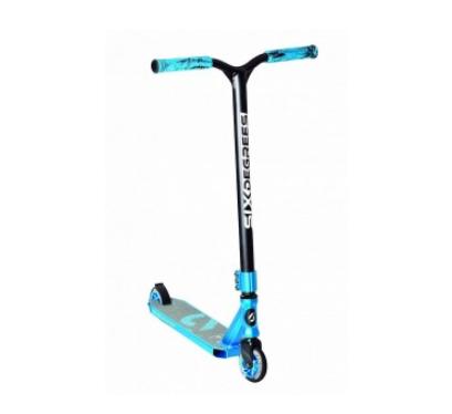 Six Degrees Scooter – triku skrejritenis, zils