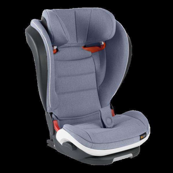 BeSafe autokrēsliņš iZi Flex FIX i-Size Cloud Melange