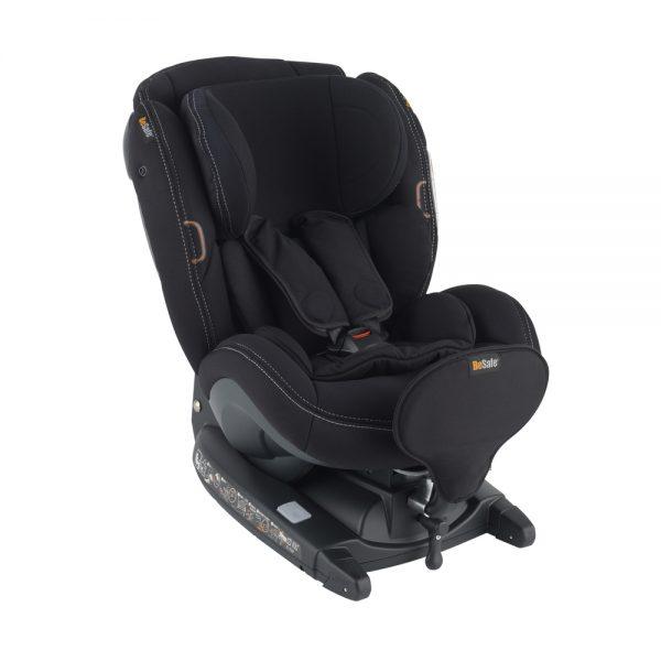 BeSafe autokrēsliņš iZi Kid X3 i-Size  Premium Car Interior Black