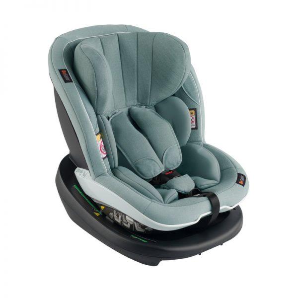 BeSafe autokrēsliņš iZi Modular X1 i-Size  Sea Green Melange