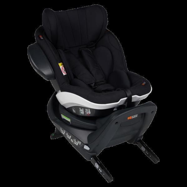 BeSafe autokrēsliņš iZi Twist i-Size Fresh Black Cab