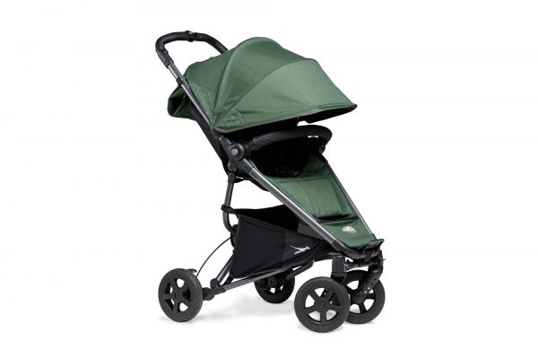 TFK pastaigu ratiņi outdoor DOT  (Olive)